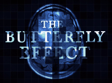 Titlesequenc; The Butterfly Effect